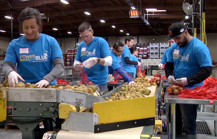 PG&E Veterans Get Job Skills, Give Back